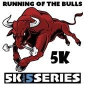 Running of the Bulls - 5K After 5 graphic