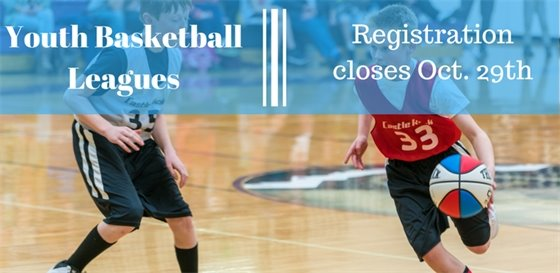 Youth basketball leagues now registering