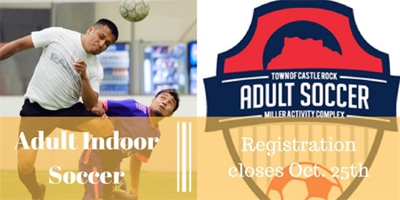 Adult Soccer Registration