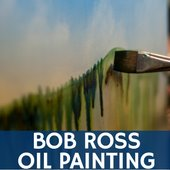 Bob Ross Oil Painting Classes