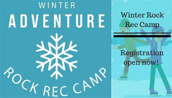 Rock Rec Winter Camp