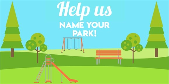 Submit ideas to name the Town's next park near Aspen View Academy