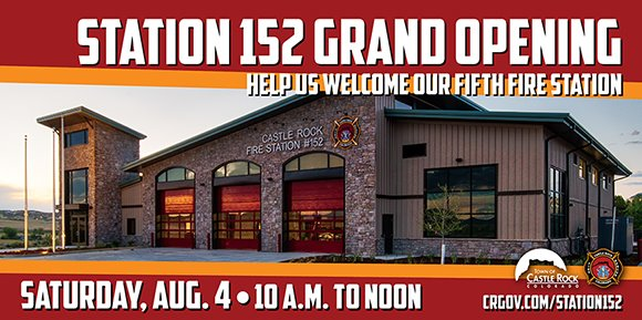 Station 152 Grand Opening