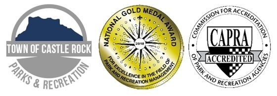Town of Castle Rock, Gold Medal Award, and CAPRA Accreditation