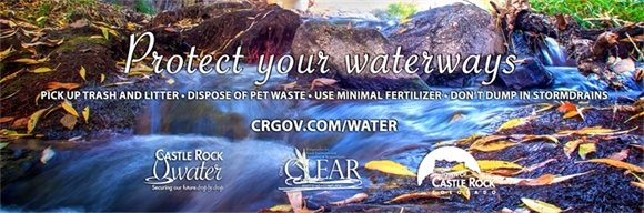 Protect your waterways
