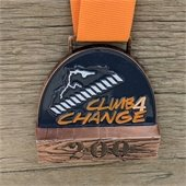 Photo of 2021 medal