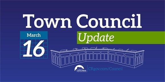 Town Council Update March 16