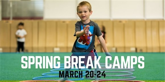 Spring Break Camps March 20-24