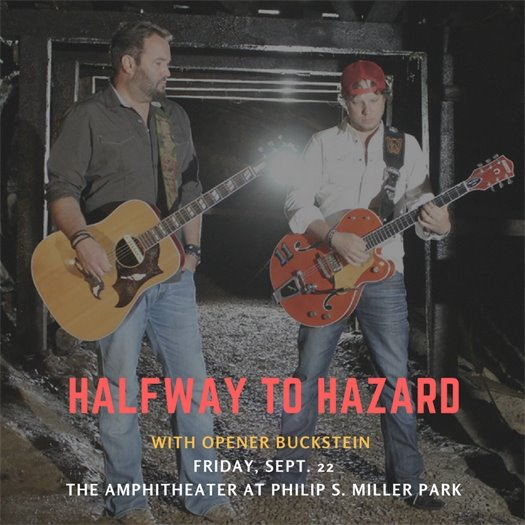 Halfway to Hazard at PSM Park - Summer Concert Series