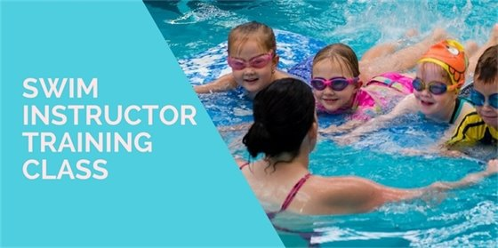 Swim Instructor Training Class