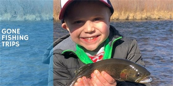 Gone Fishing Trips - Fun for the Whole Family