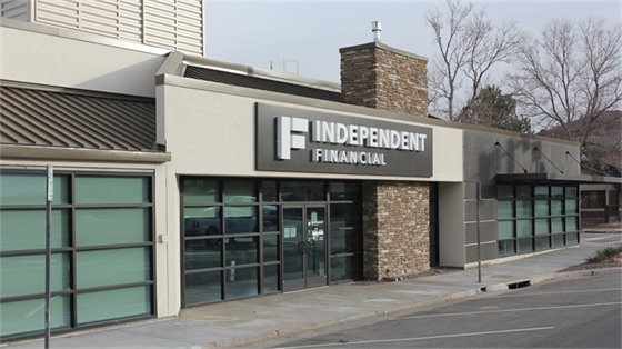 Exterior photo of Independent Financial Bank