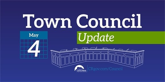 Town Council Update May 4