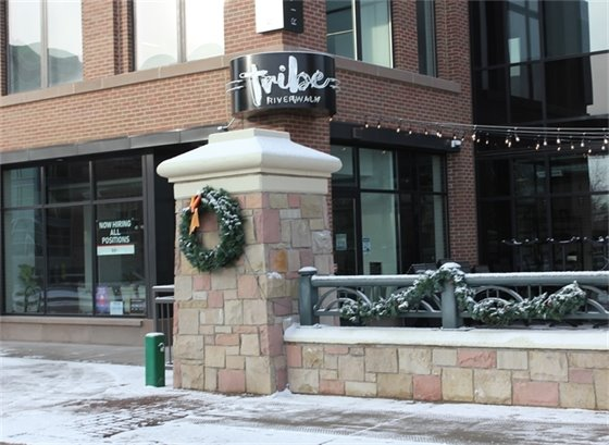 Photo of completed project - Tribe.