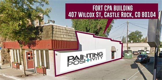 Fort CPA Group Wall Mural