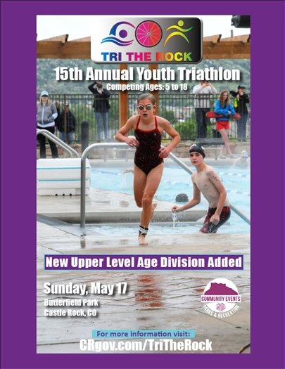 Youth Triathlon Flyer