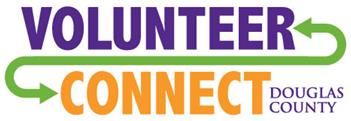 Volunteer Connect Douglas County logo