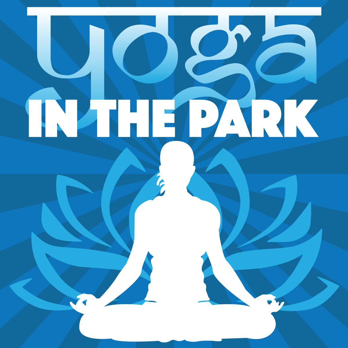 Yoga In The Park logo