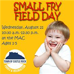 Small Fry Field Day graphic