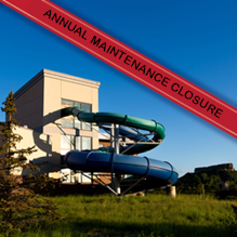 Annual Maintenance Closure 219 x219 NR graphic