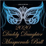 Daddy Daughter Ball 2020 square logo