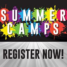 Register Now for Summer Camps