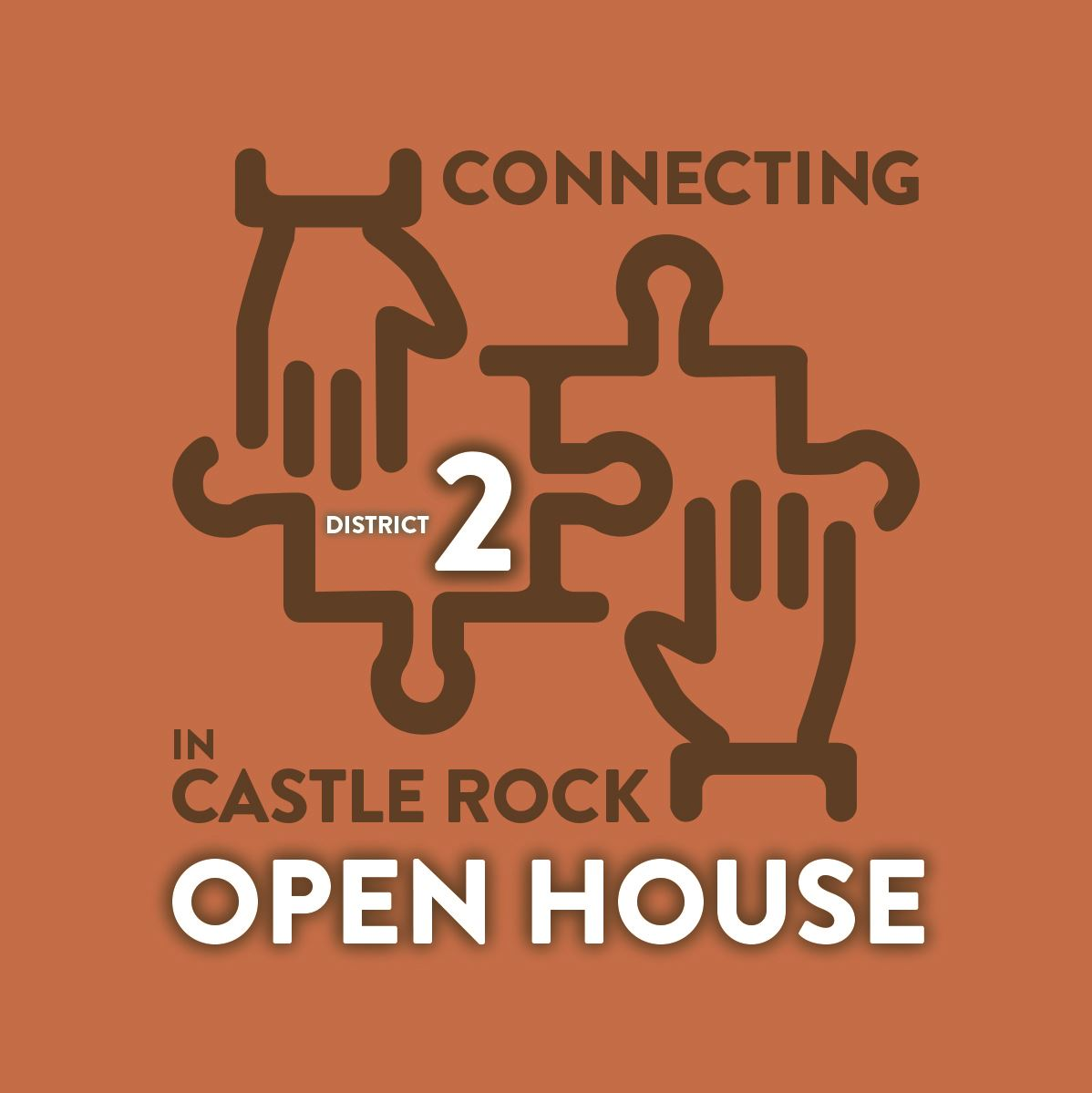 District 2 open house 5:30 to 7 p.m. Tuesday, March 31, at Station 155, 3833 Crowfoot Valley Road