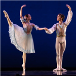 Le Bayadere Grand Pas d Action and Vivaldi The Seasons