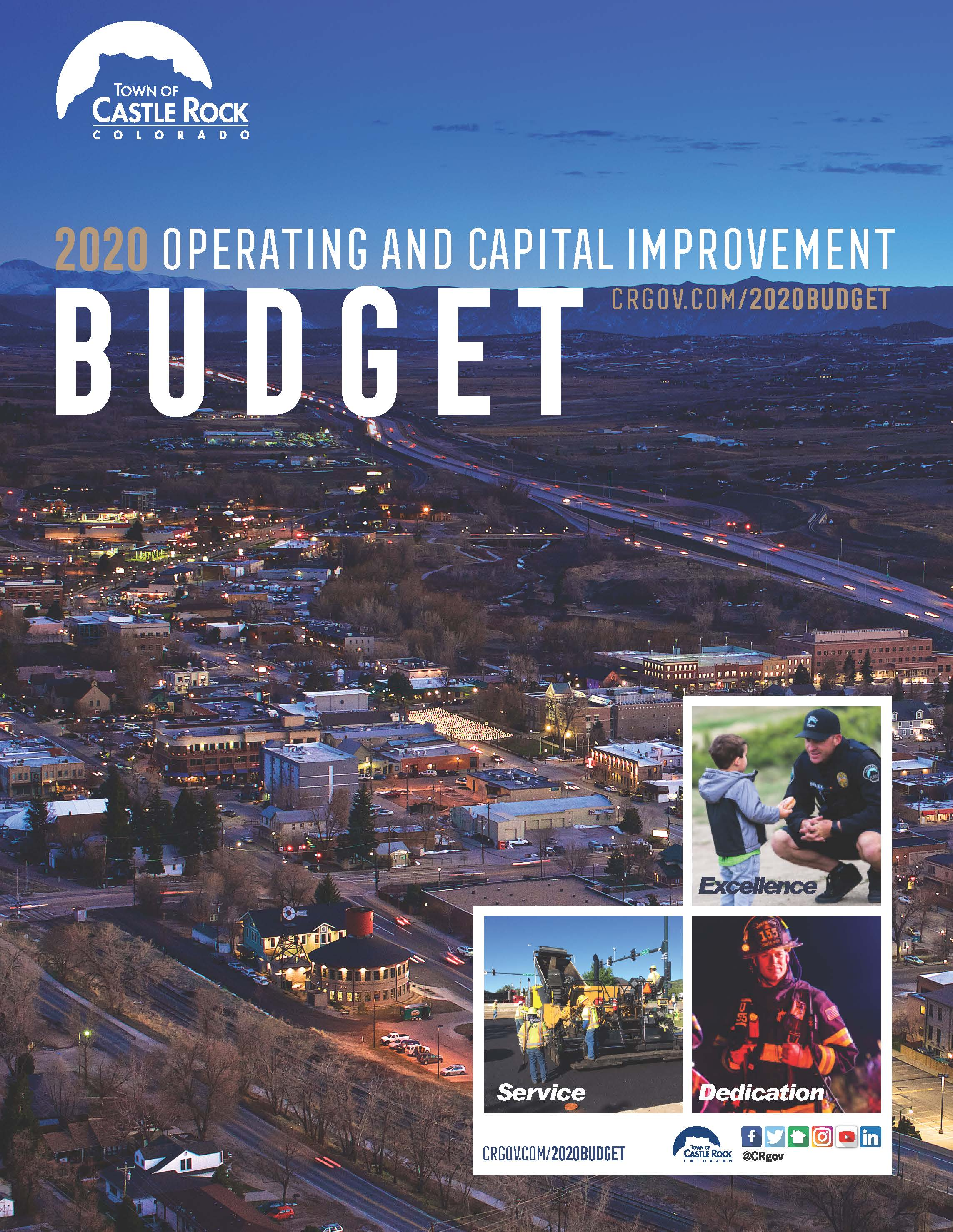 2020 Budget (PDF) Opens in new window