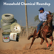 Household Chemical Roundup