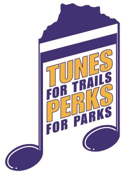 Tunes for Trails Logo
