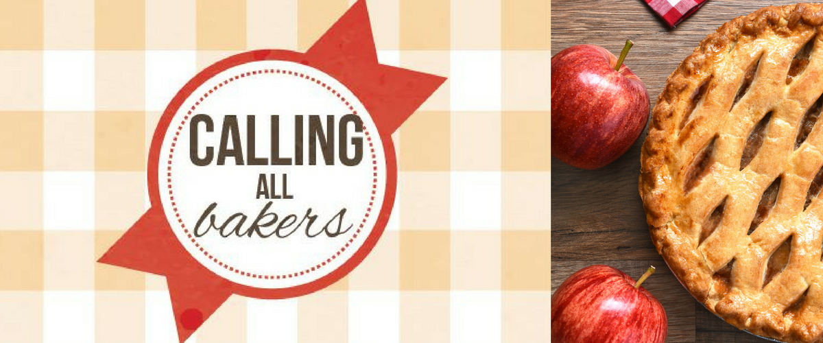 Calling All Bakers 2017 Pie Bake Off