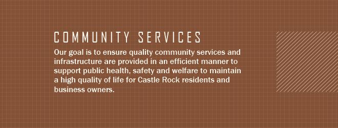 CommunityServices
