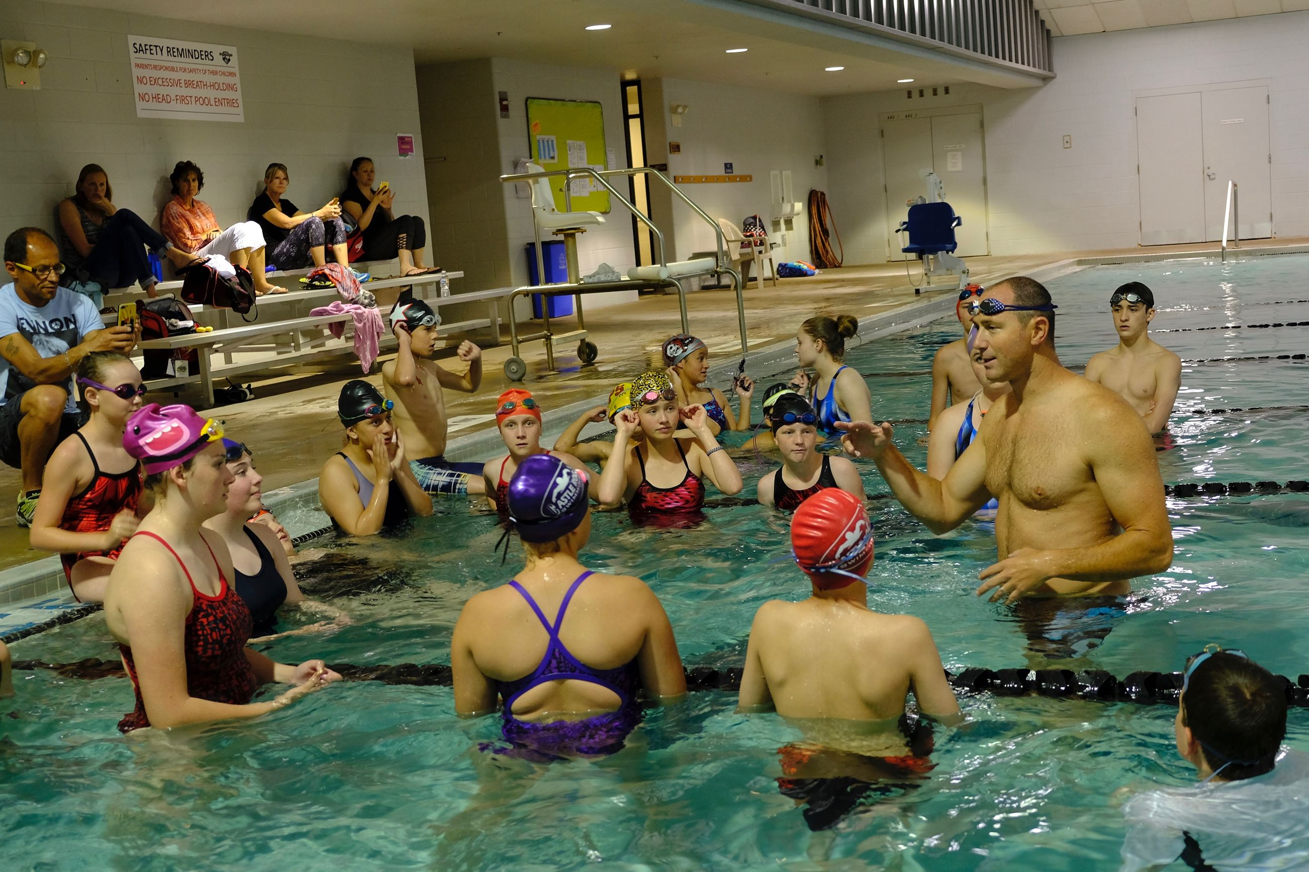 2017 Jason Lezak  Swim Clinic