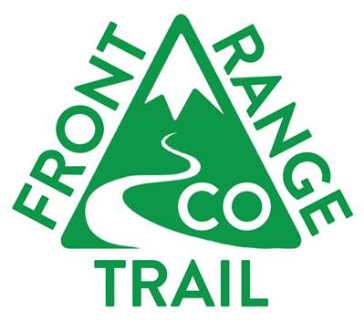Colorado Front Range Trail logo