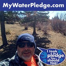 Mayor Gray invites residents to take the pledge to be more water conscious